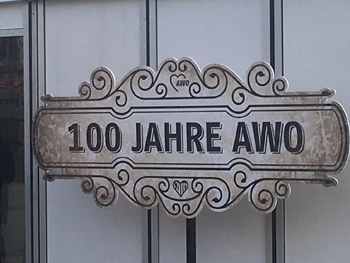 100 Jahre AWO in Berlin